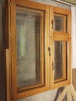 Традиционное российское окно