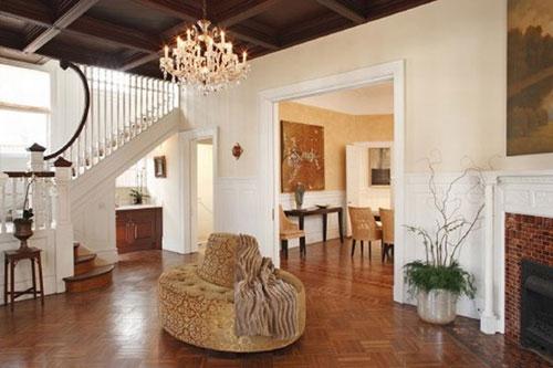 Голливудский коттедж мечты.  Дизайн интерьера дома / коттеджа.