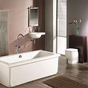 Звездная ванная комната