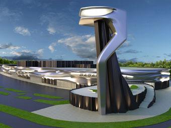 В Екатеринбурге появится торговый центр с планетарием
